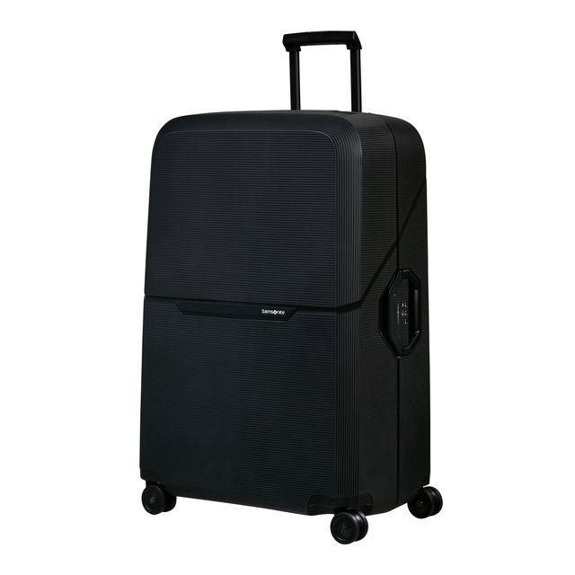 Samsonite Magnum Eco hård resväska, 81 cm, 4 hjul