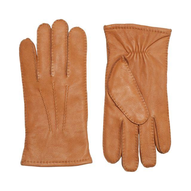Handskmakaren Ravenna handskar i hjortskinn, herr