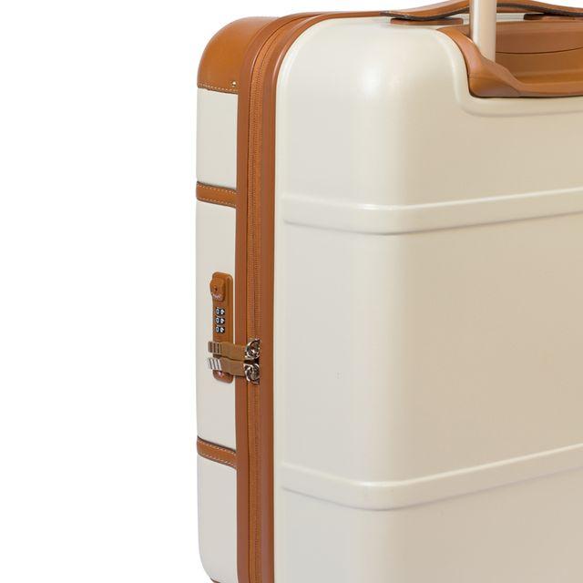 BRIC'S Bellagio hård kabinväska, 4 hjul, 55 cm