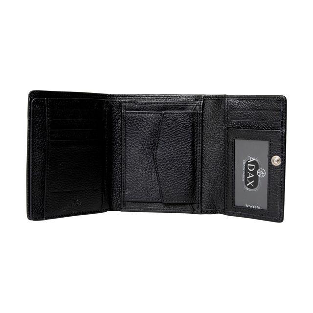 ADAX Regitze liten plånbok i skinn
