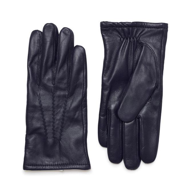 Handskmakaren Rivoli handskar i skinn, touch-funktion, herr