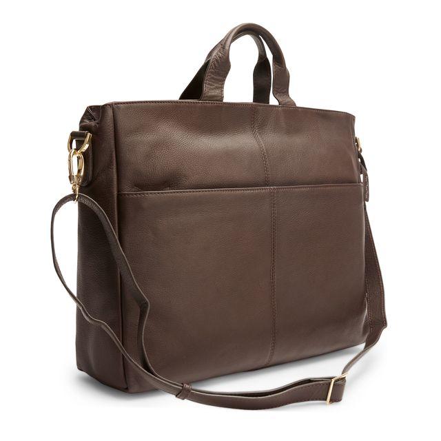 Rizzo Enya Work Bag i skinn