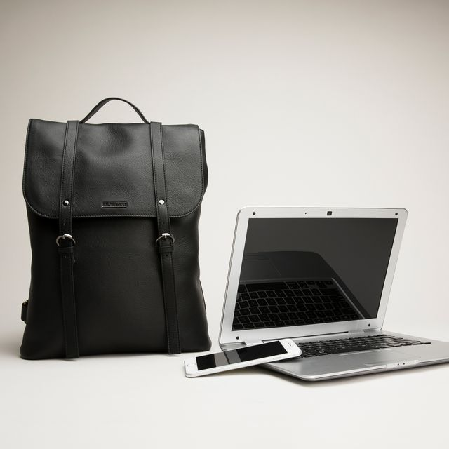 Don Donna Enya ryggsäck i skinn, 39 cm