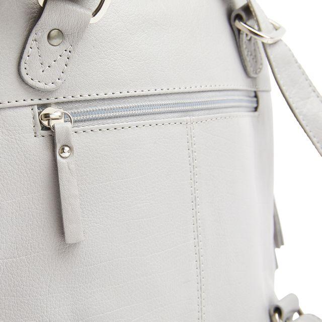 MCO Dora ryggsäck i skinn, 26 cm