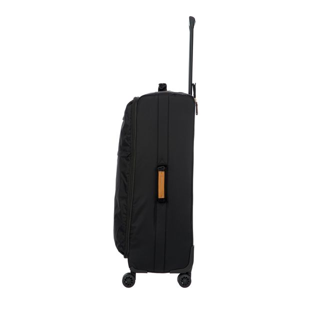 BRIC'S X-Travel mjuk resväska i nylon, 4 hjul, 77 cm