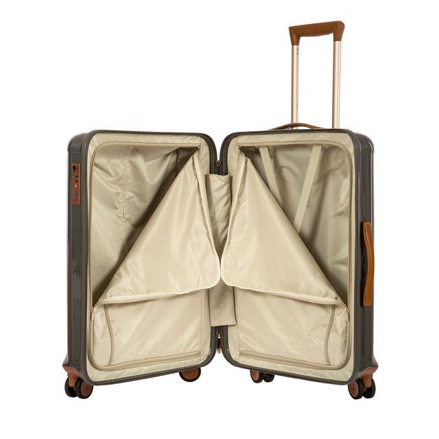 BRIC'S Capri hård resväska, 4 hjul, 69 cm