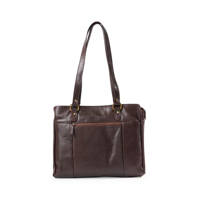 MCO Delilah handväska i skinn