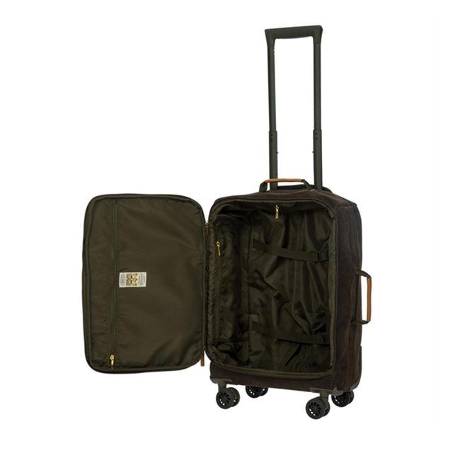 Bric's Life mjuk kabinväska med 4 hjul, 55 cm