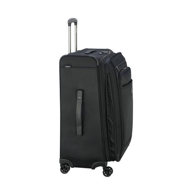 Delsey Pilot exapanderbar resväska, 4 hjul, 68 cm