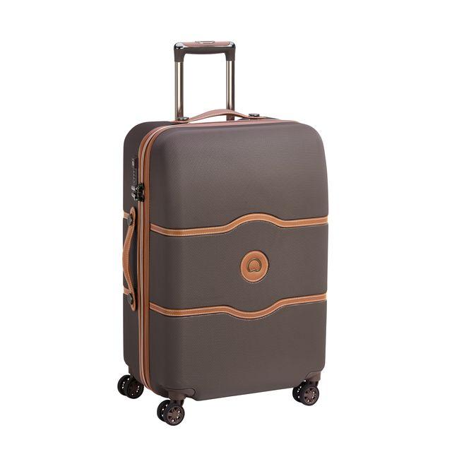 Delsey Chatelet Air hård resväska, 4 hjul, 69 cm