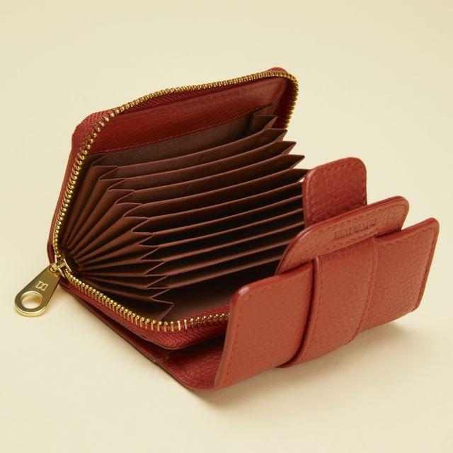 Don Donna Kate plånbok i skinn