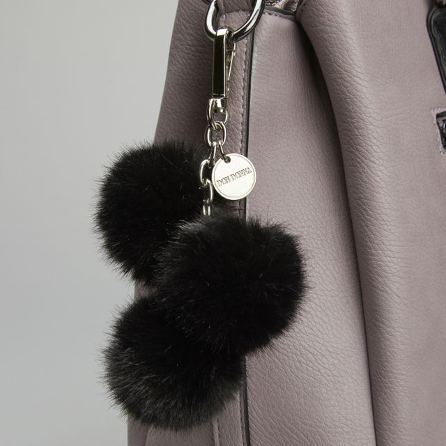 Don Donna Triple bag charm