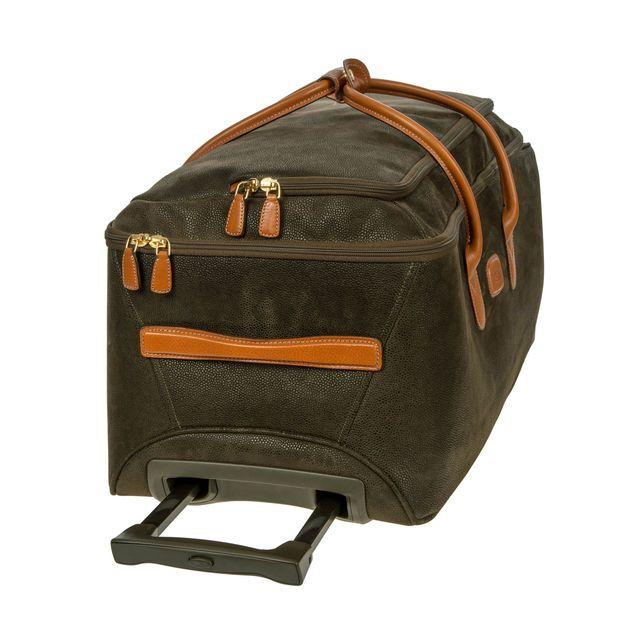 Bric's Life Holdall mjuk resväska med 2 hjul, 72 cm