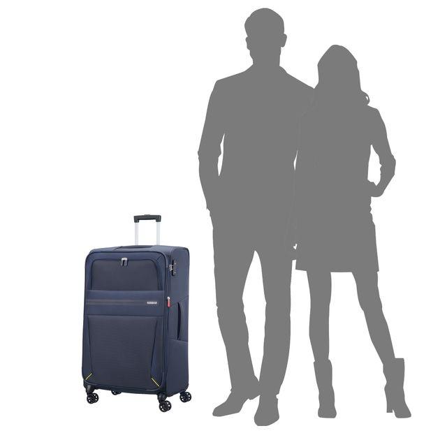 American Tourister Summer Voyager, resväska, 4 hjul, 79 cm