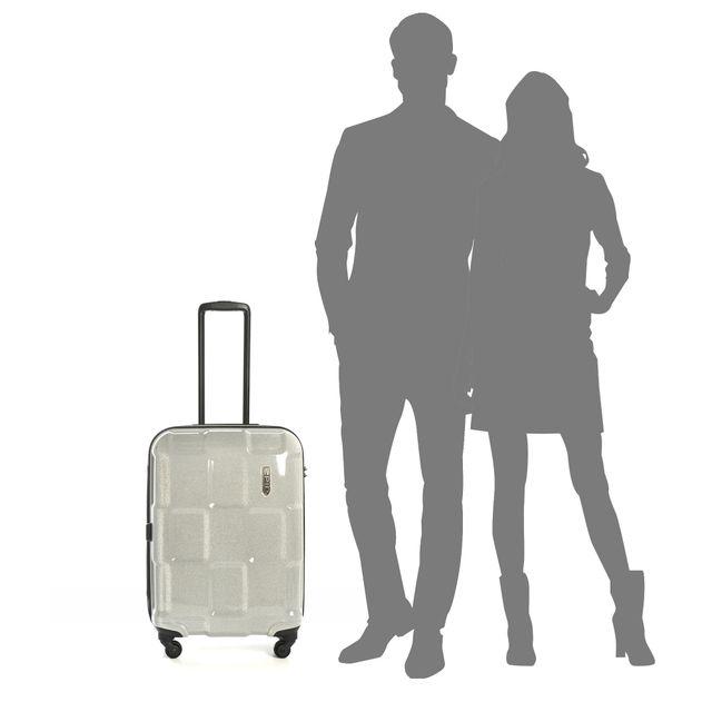 EPIC Crate Reflex hård resväska, 4 hjul, 66 cm