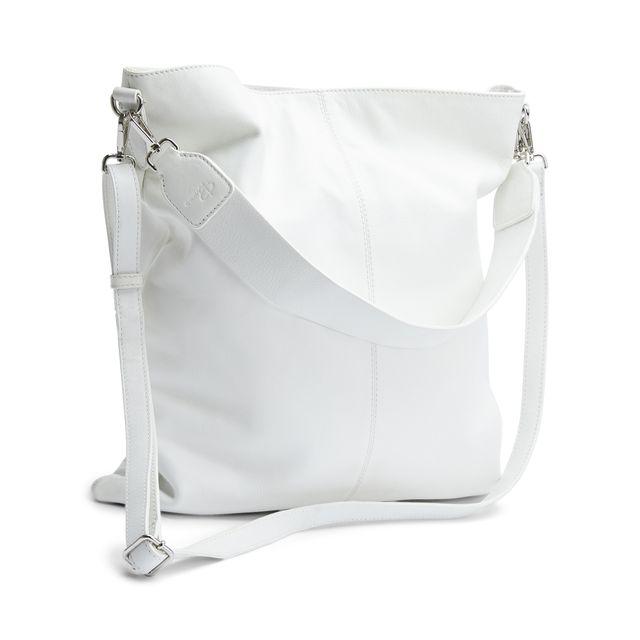 Rizzo Madonna Hobo handväska i skinn