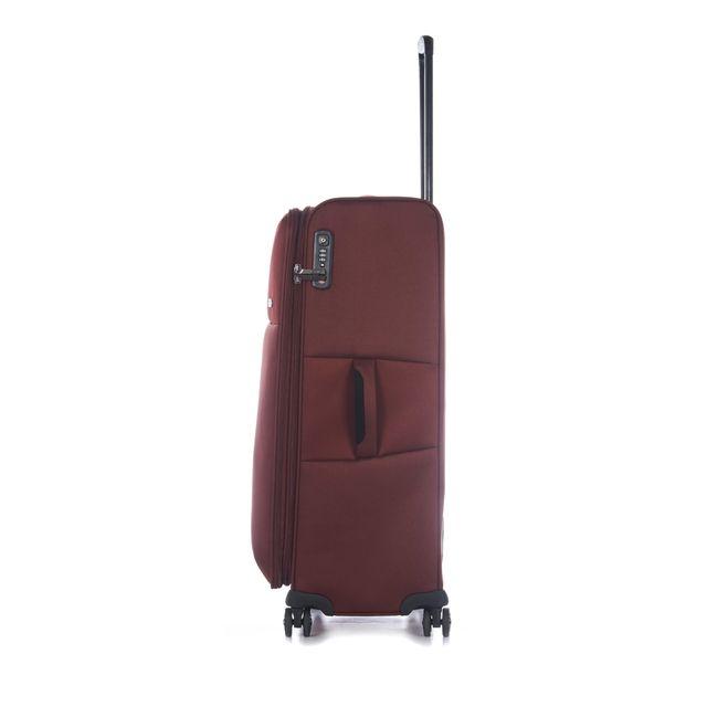 Epic Discovery Neo expanderbar resväska, 4 hjul, 77 cm