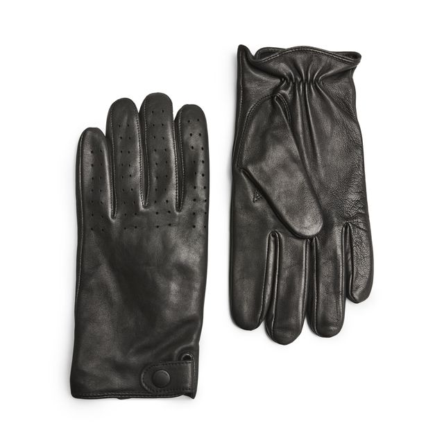 Handskmakaren Treviso handskar i skinn, herr