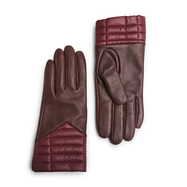 Handskmakaren Lamezia Terme handskar i skinn, dam