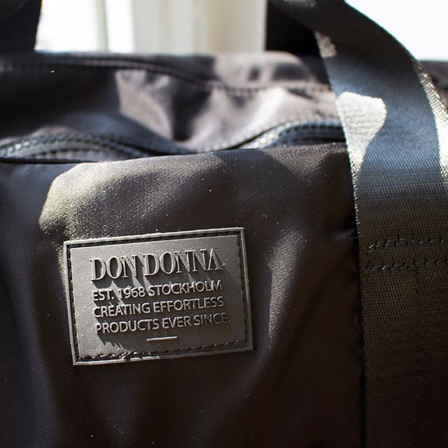 Don Donna Dylan mini weekender i nylon