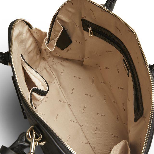 Guess Janelle Large Satchel handväska