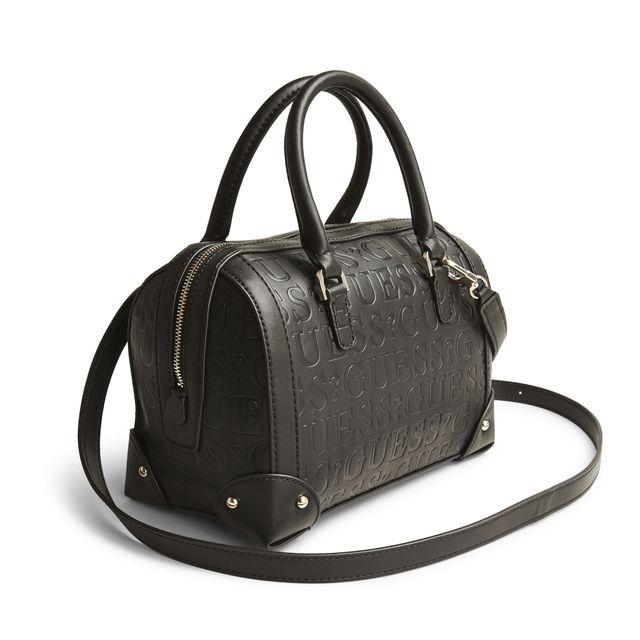 Guess Lucienne Box Satchel handväska