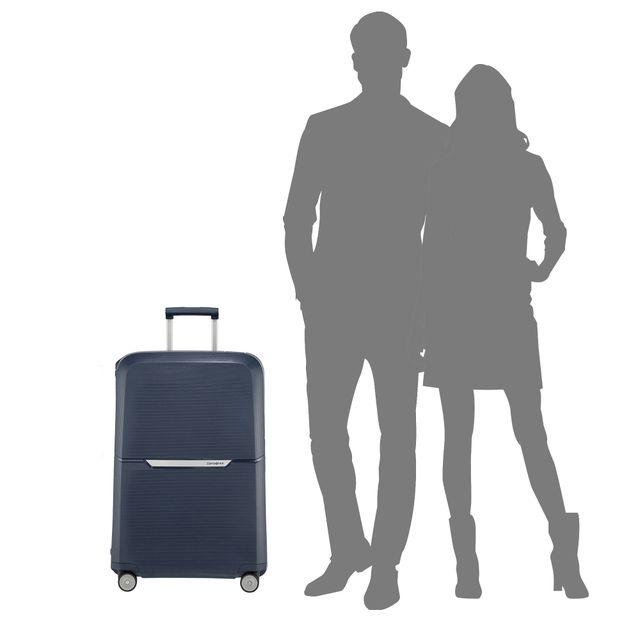 Samsonite Magnum hård resväska, 75 cm