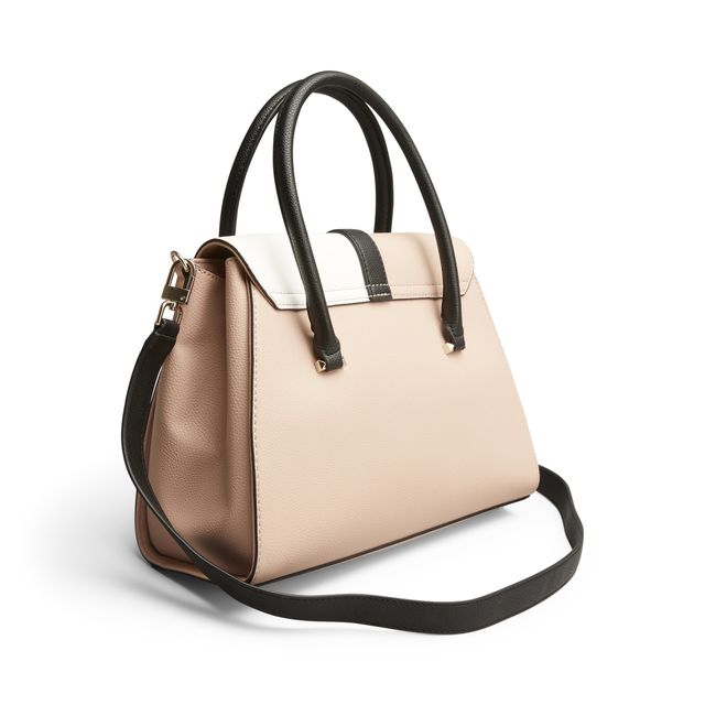 Guess Asher Flap Satchel handväska