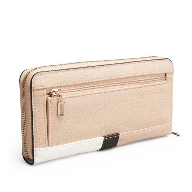 Guess Asher Zip stor plånbok