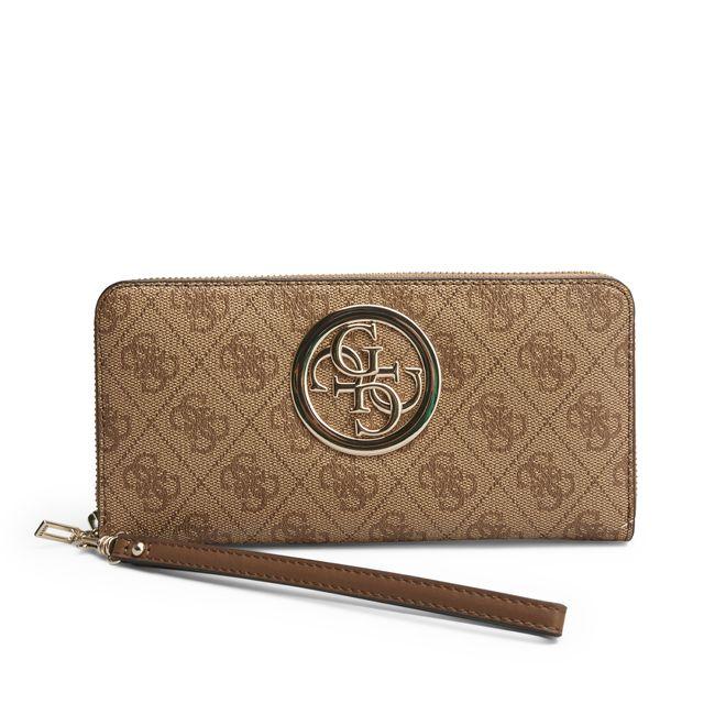 Guess Open Road Zip stor plånbok