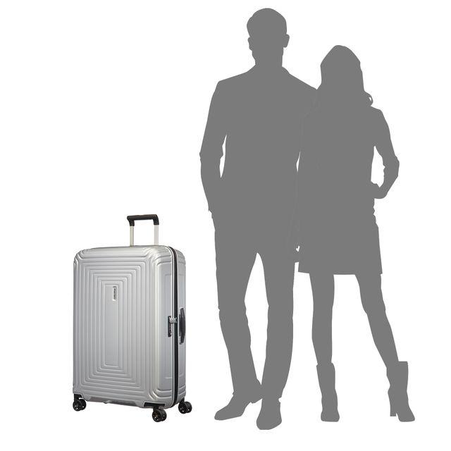 Samsonite Neopulse DLX resväska med 4 hjul, 75 cm