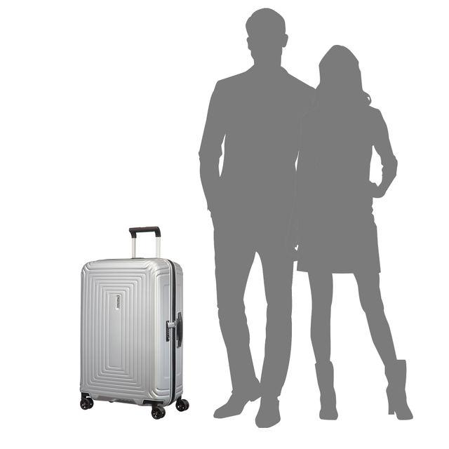 Samsonite Neopulse DLX resväska med 4 hjul, 69 cm