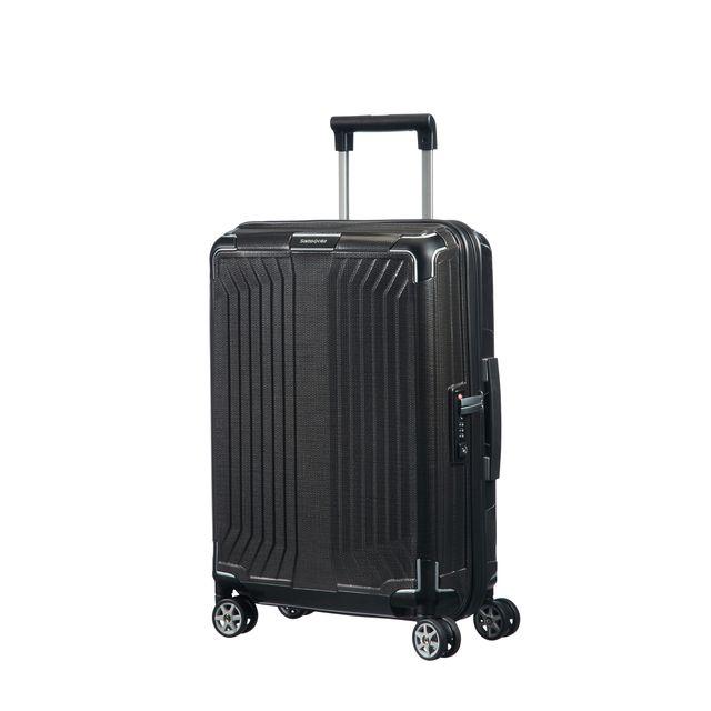 Samsonite Lite-Box resväska med 4 hjul, 55 cm