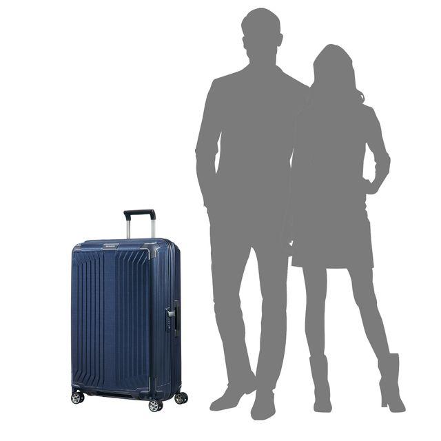 Samsonite Lite-Box resväska med 4 hjul, 75 cm