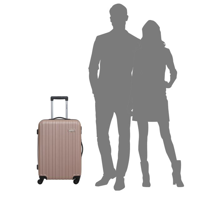 Cavalet Rhodos resväska med 4 hjul, 64 cm
