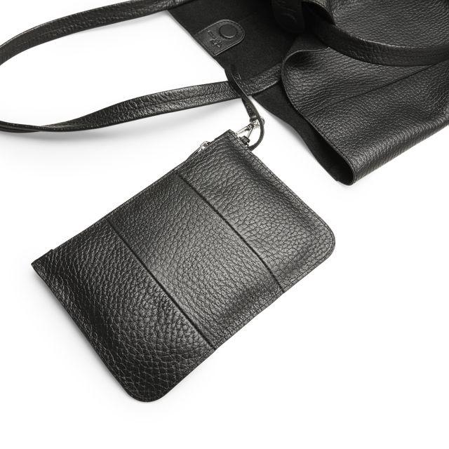 Rizzo Hazel Shopper handväska i skinn