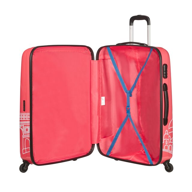 American Tourister Disney Mimmi Pigg Paris resväska, 75 cm