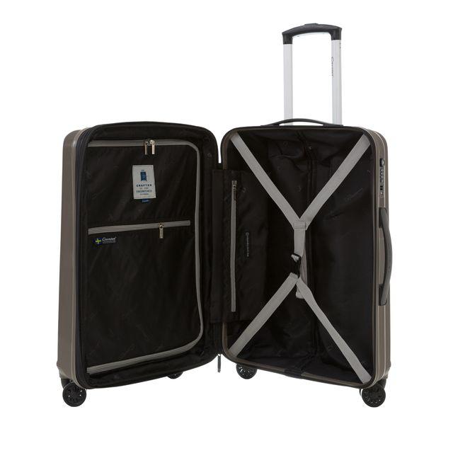 Cavalet Chill DLX resväska med 4 hjul, 76 cm