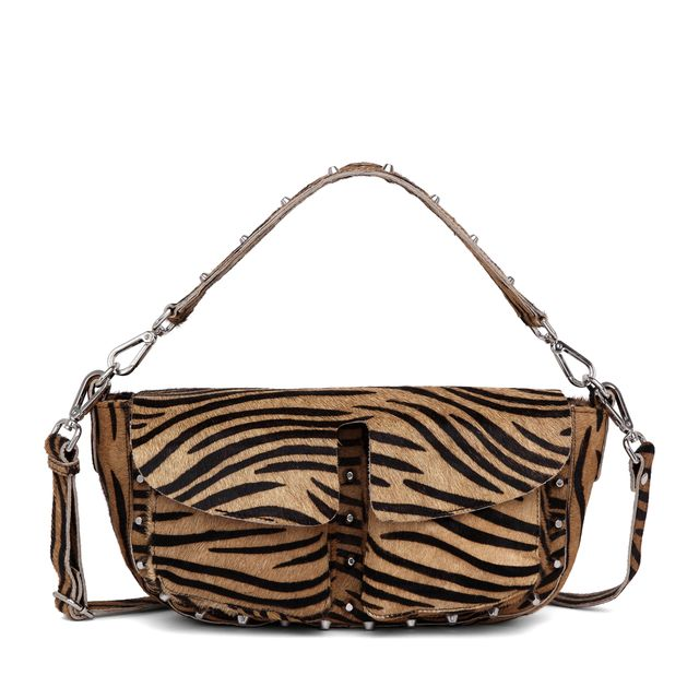 Unlimit Emily handväska i skinn
