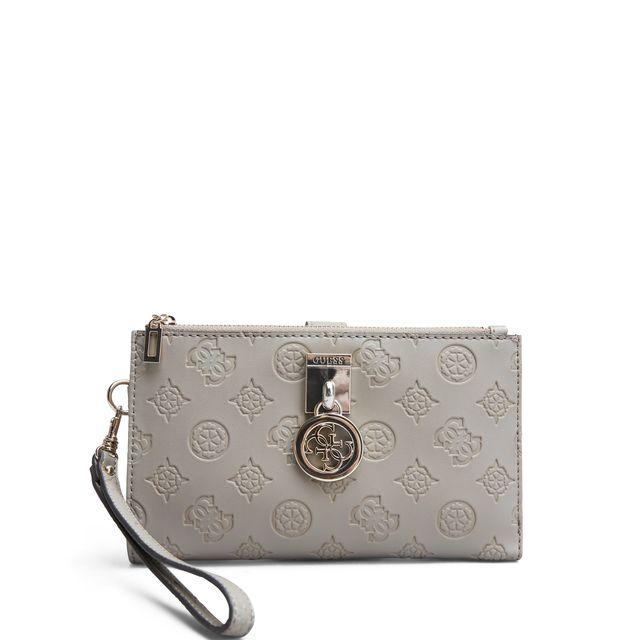 Guess Ninnette Double Zip plånbok