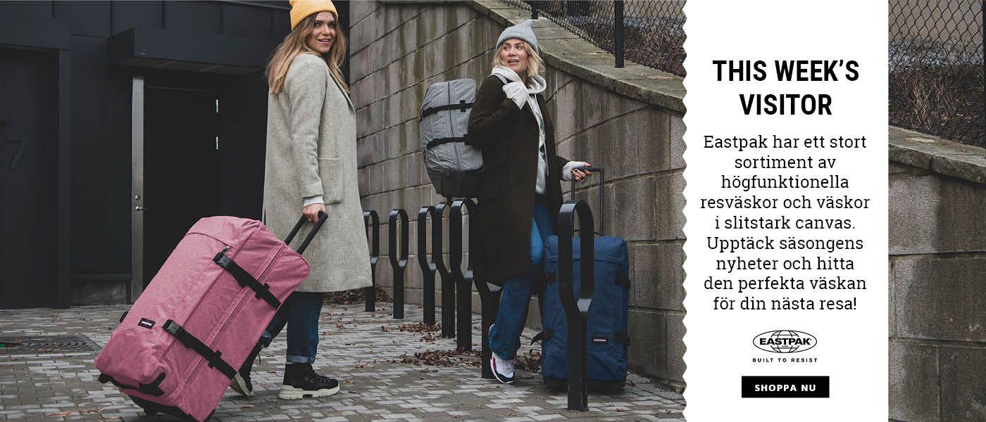 Eastpak resväskor och väskor