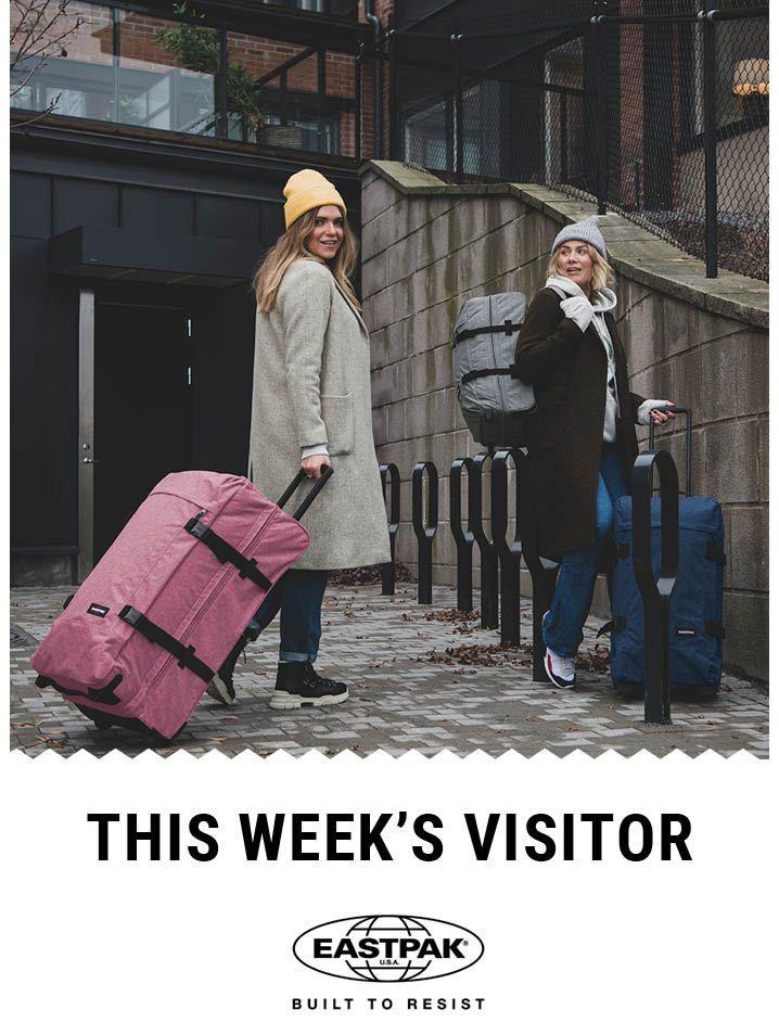 Eastpak väskor och resväskor