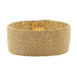 Armband i 18K guld 20cm