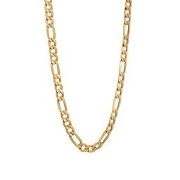 Halsband i 18K guld 55 cm