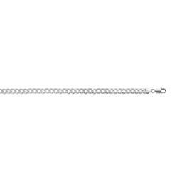 Armlänk i äkta silver 22 cm