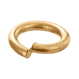 Bindögla styck i 18K guld