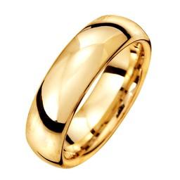 Förlovningsring i 18K guld 6mm