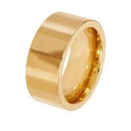Förlovningsring i 18K guld 9mm