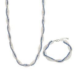 Set- Armband och halsband.