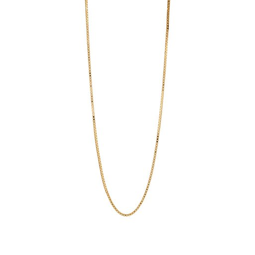 Kedja i 18K guld 45 cm